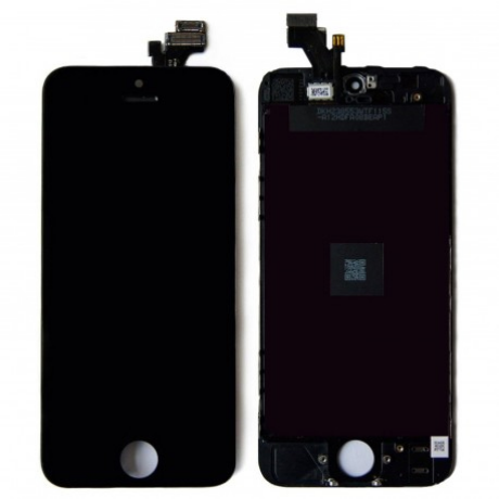 LCD Display iPhone 5 schwarz ORG