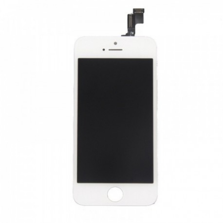 LCD Display iPhone 5S weiss ORG