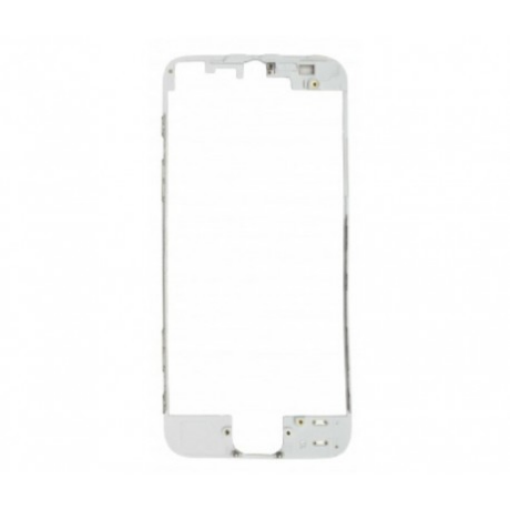 LCD Display Rahmen iPhone 5s weiss
