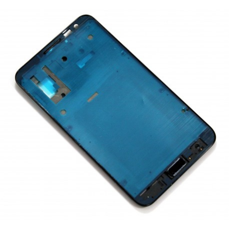 Display Rahmen Samsung N7000 Note schwarz + button !RABATT!