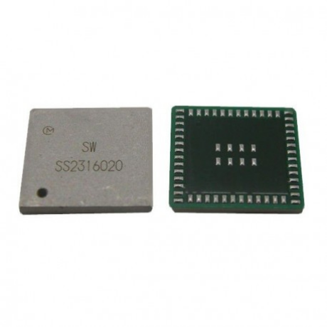 IC chip Touch iPhone 6 silber