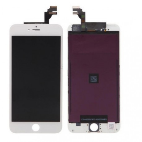 LCD Display iPhone 6s Plus weiss AAA