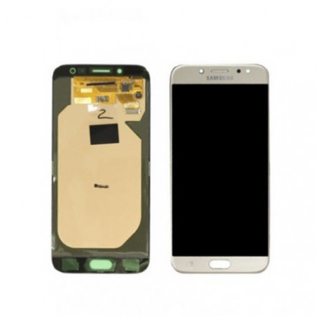 LCD Display Samsung J730 J7 2017 gold ORG (original service pack) GH97-18855A