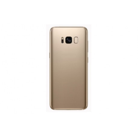 Akkudeckel back cover Samsung S8 gold