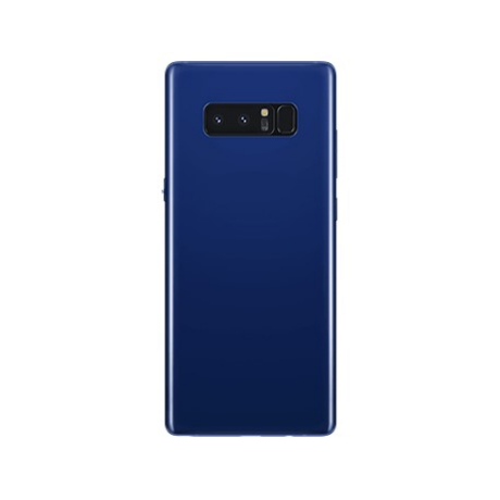 Akkudeckel back cover Samsung Note 8 blau