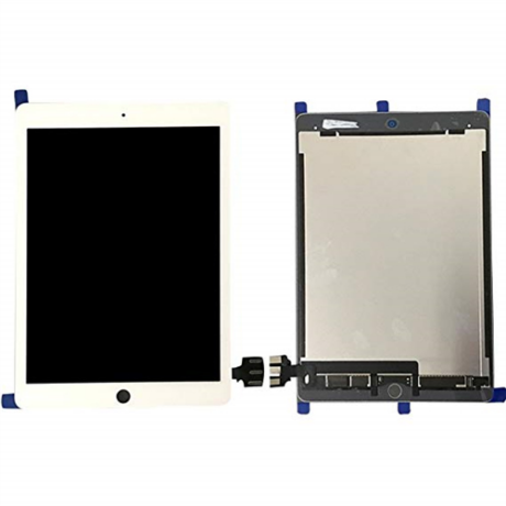 LCD Display iPad Pro 9.7 (2016) + Touchglass weiss A1673 A1674 A1675