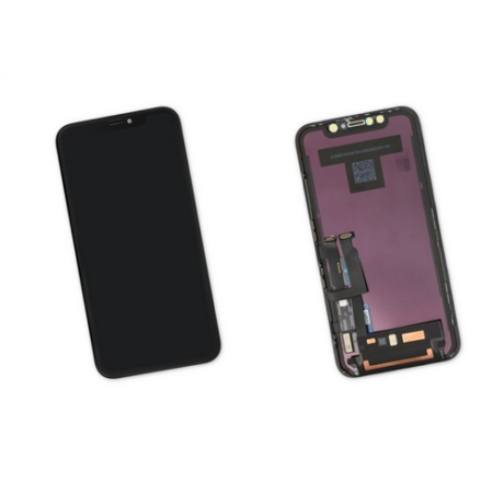 LCD Display iPhone XR schwarz OLED